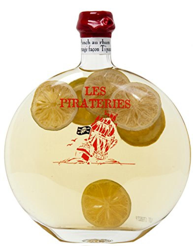 Fisselier Les Pirateries Ty Punch Liqueur 500ml