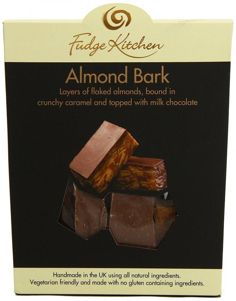 Fudge Kitchen Almond Bark Delectable Bundle 150g