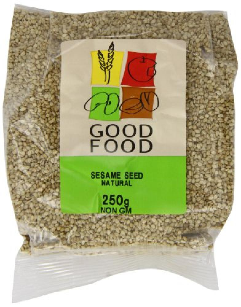Mintons Good Food Pre-Packed Sesame Seed Natural 250 g