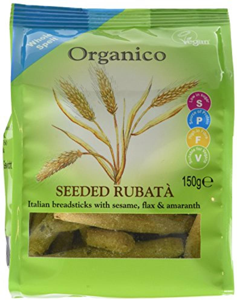 Organico Seeded Rubata 150g