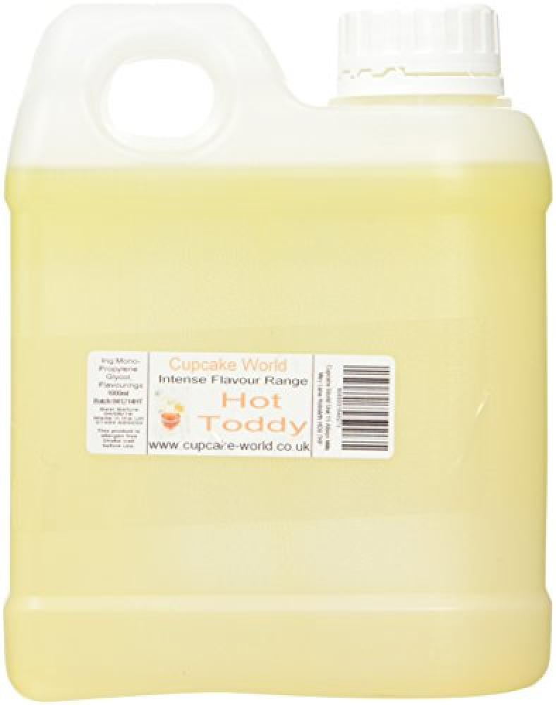 Cupcake World Intense Flavour Range Hot Toddy 1Litre
