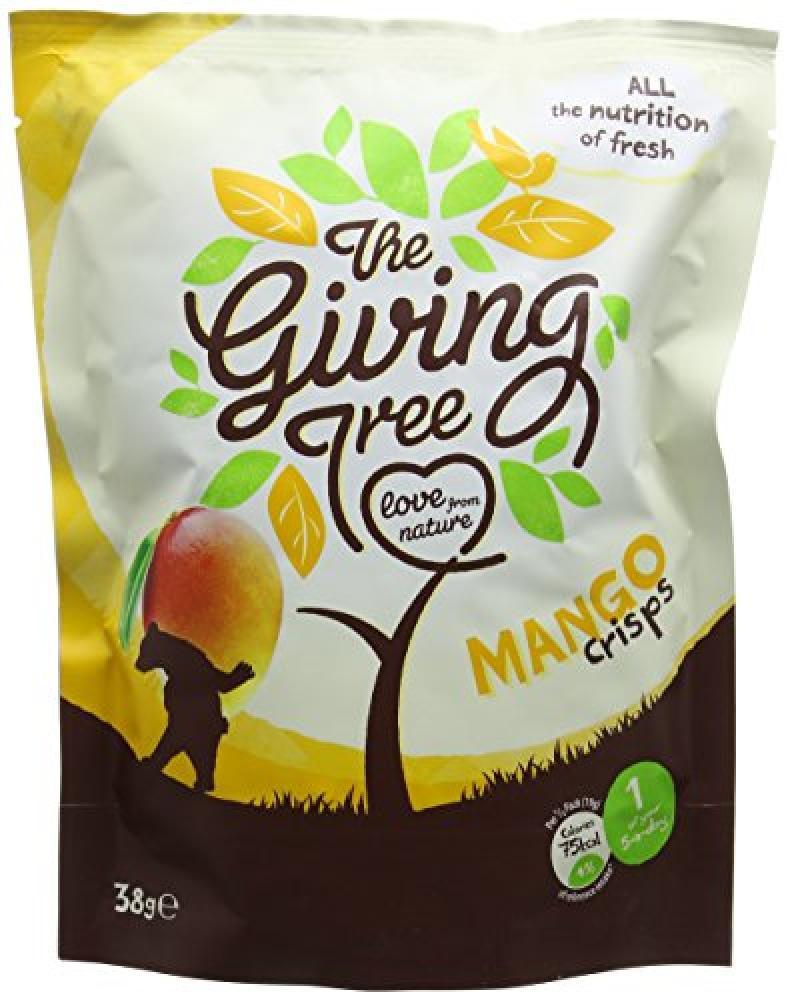 Giving Tree Mango Crisps 38g