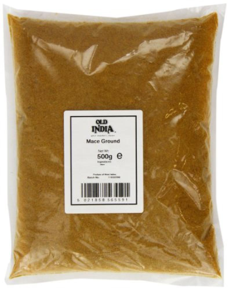 Old India Mace Ground 500g
