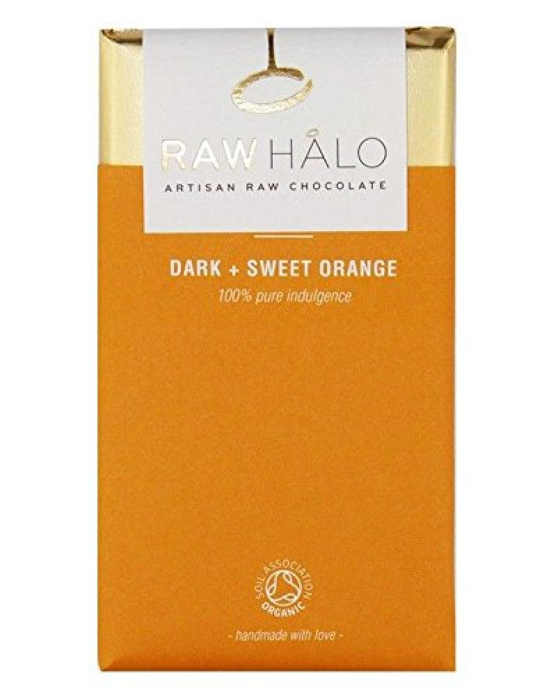 Raw Halo Dark Plus Sweet Orange 35g