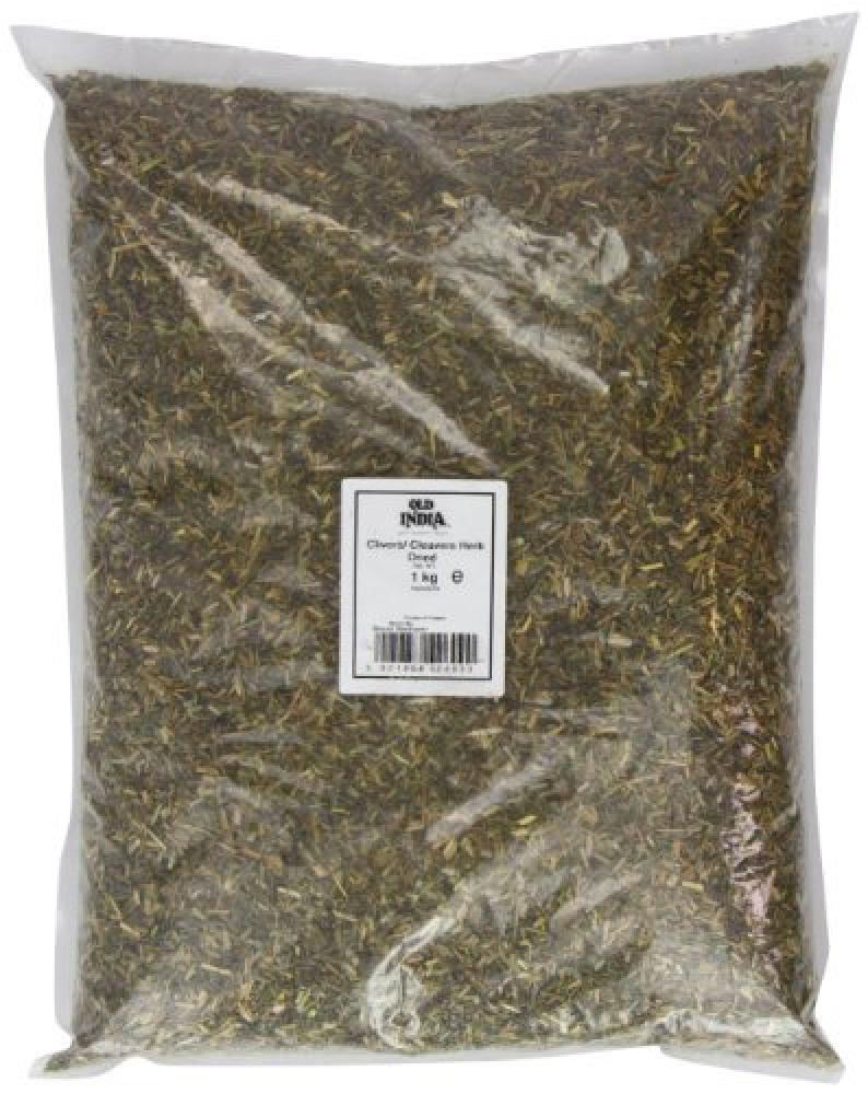 Old India Clivers Cleavers Herb Dried 1Kg