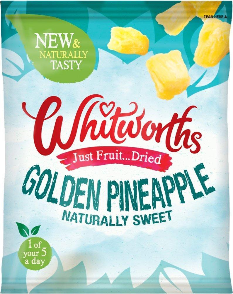 Whitworths Golden Pineapple 30g