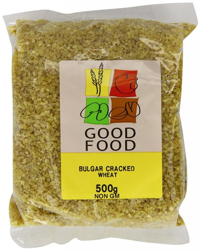 Mintons Good Food Bulgar Cracked Wheat 500g