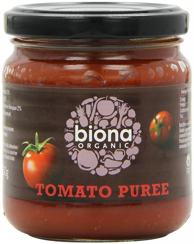 Biona Organic Tomato Puree 200g