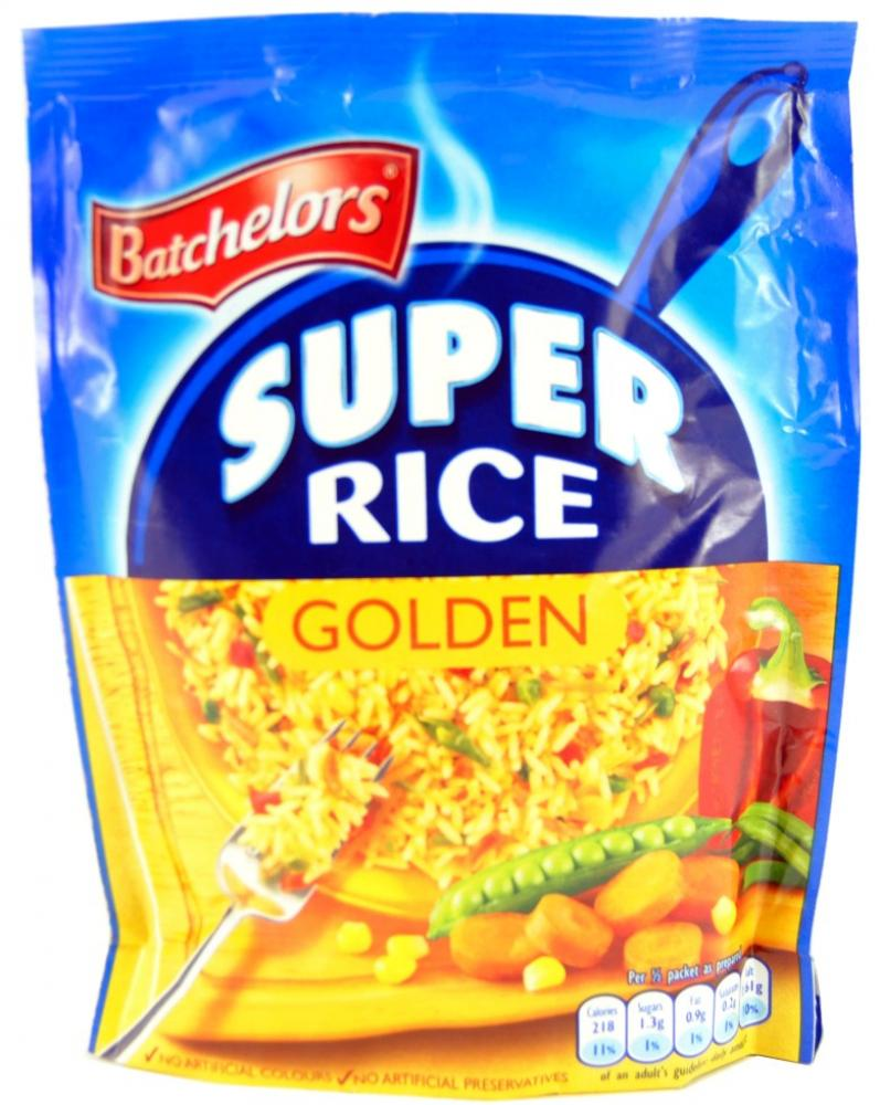 Batchelors Golden Super Rice 120g