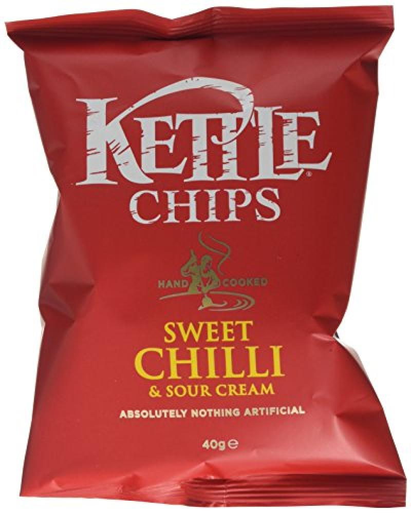Kettle Chips Sweet Chill 40 g