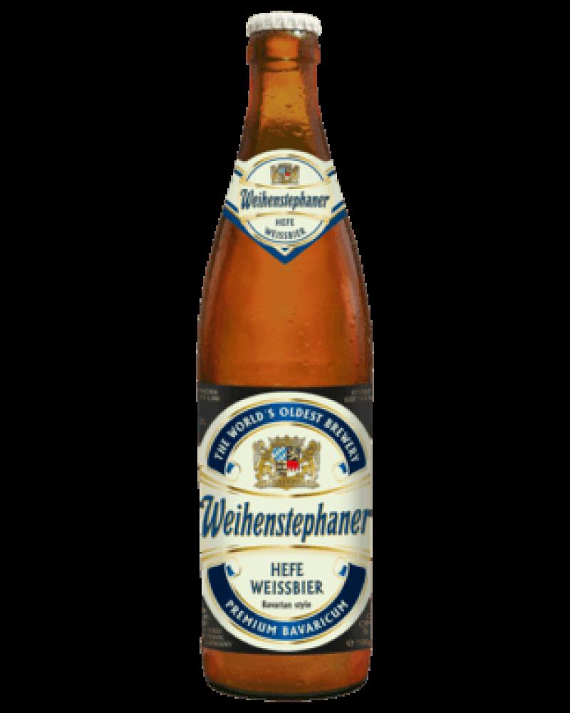 Weihenstephaner Hefeweissbier Beer 500ml