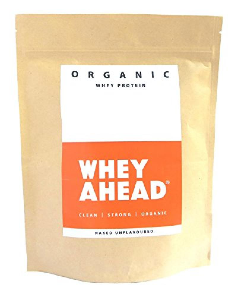 Whey Ahead NakedUnflavoured Organic Whey Protein 500 g