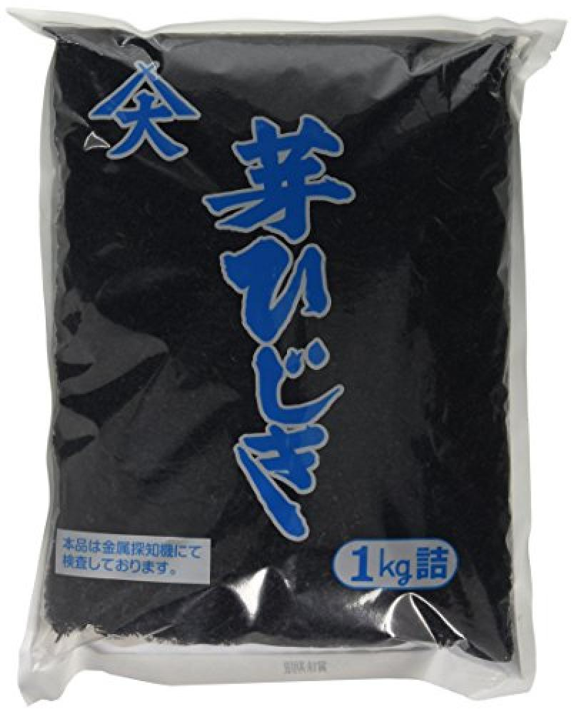 Tazaki Foods Ltd Me Hijiki Dried Seaweed 1 kg