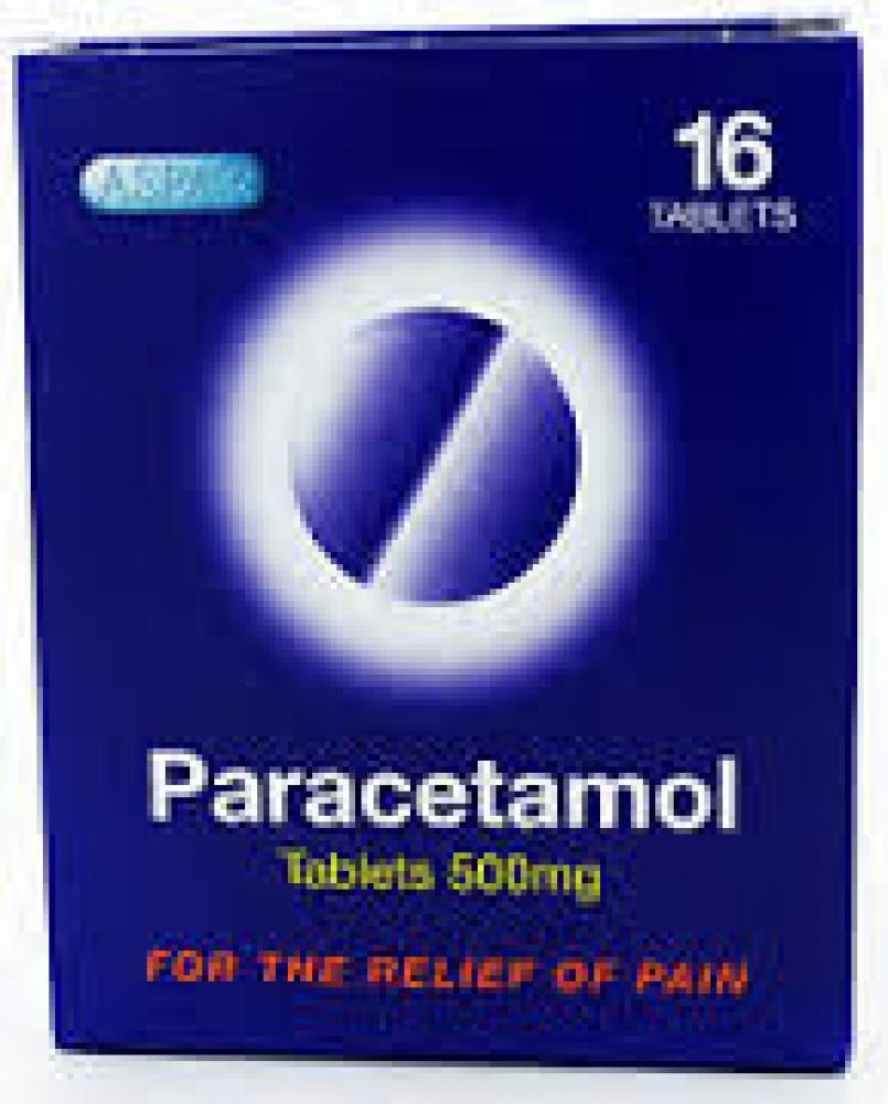 Aspar Paracetamol 16 Tablets