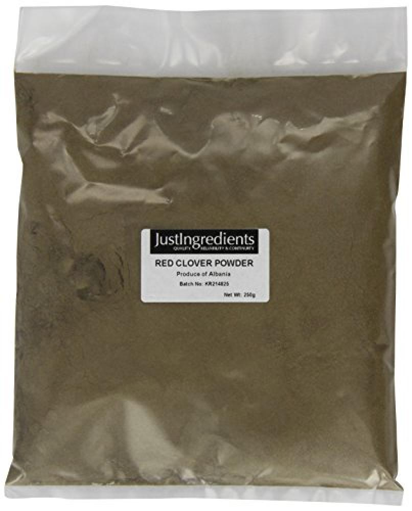 JustIngredients Essential Red Clover Flower Powder 250g