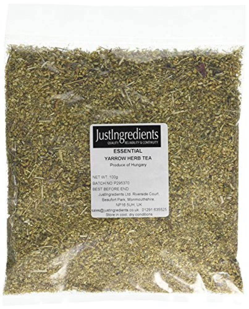 JustIngredients Yarrow Tea Box 100g
