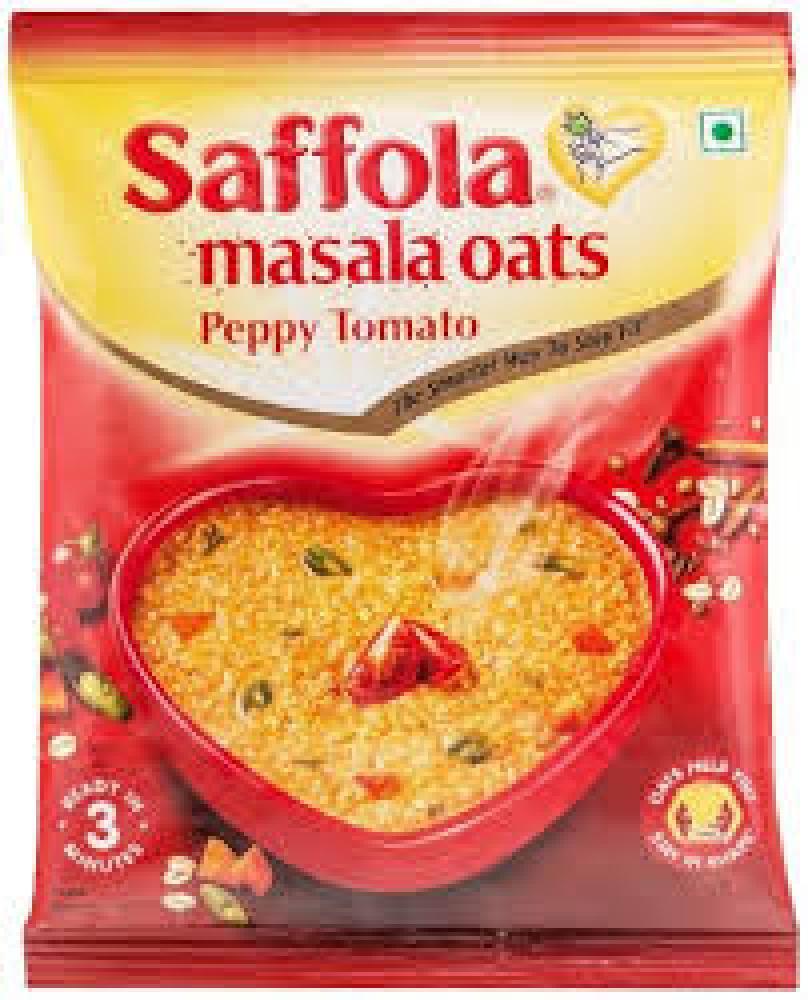 Saffola Masala Oats Peppy Tomato 40g