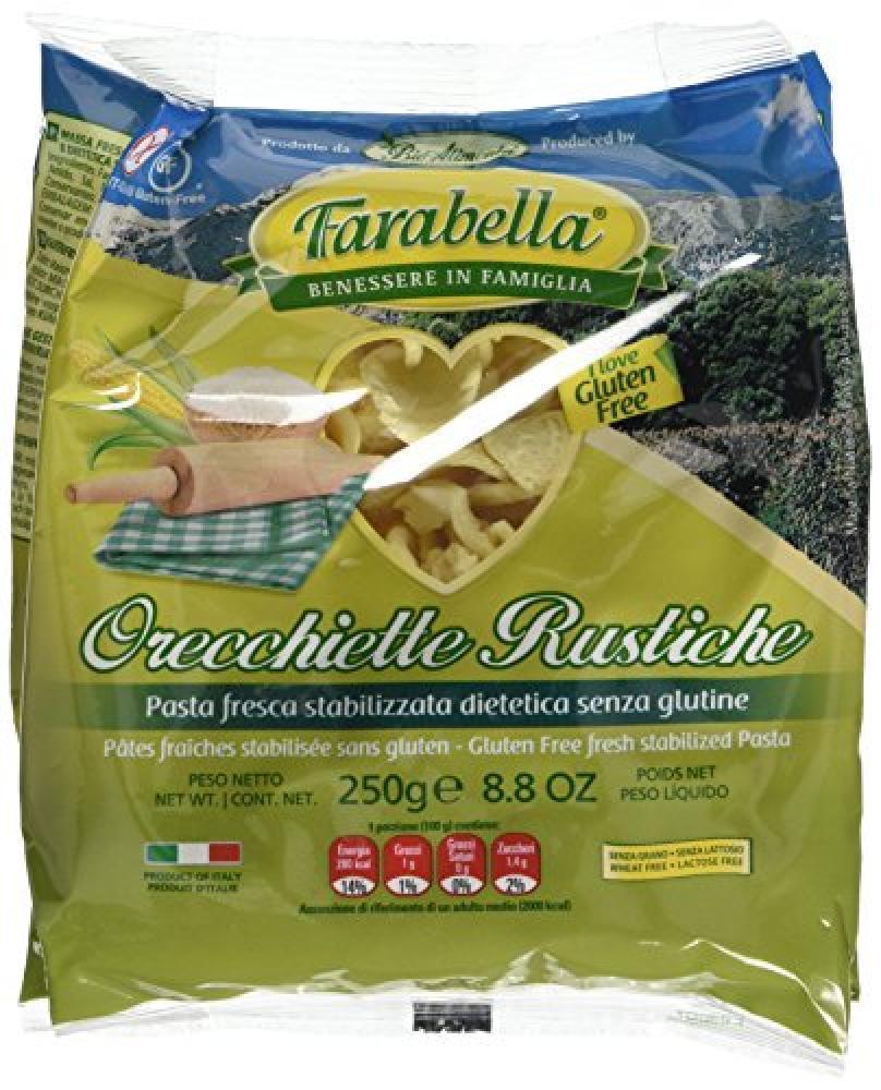 Farabella Gluten Free Fresh Rustic Orecchiette Pasta 250g