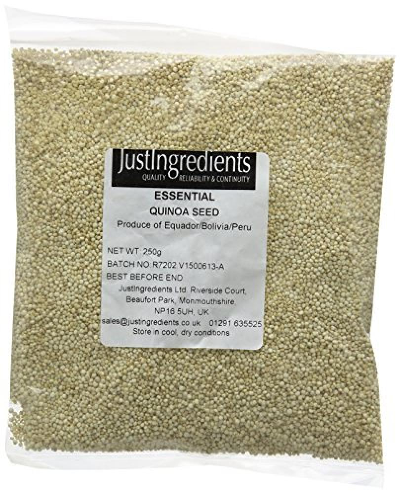JustIngredients Quinoa Seed 250g