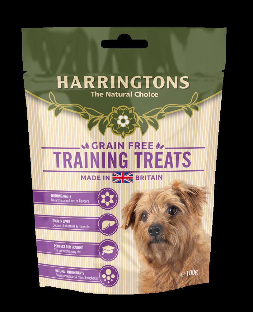 Harringtons Grain Free Training Treats 100g