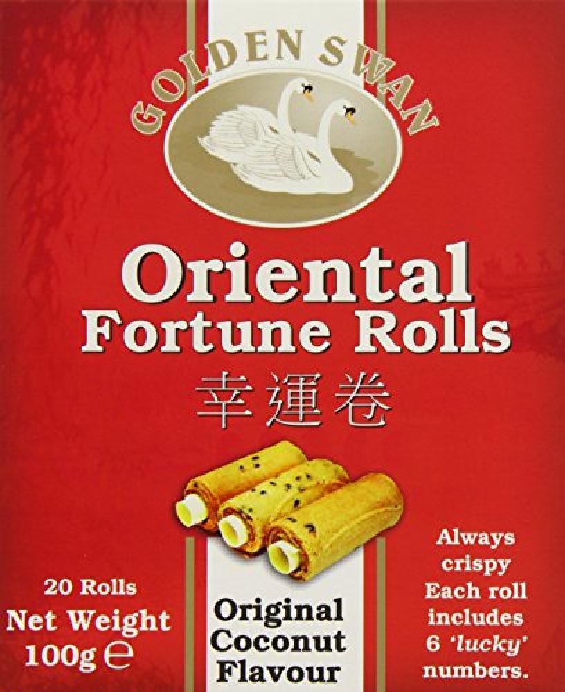 Golden Swan Oriental Fortune Rolls 100 g