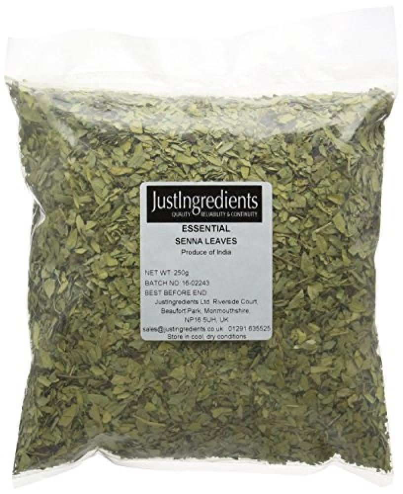 JustIngredients Essential Senna Leaves 250g