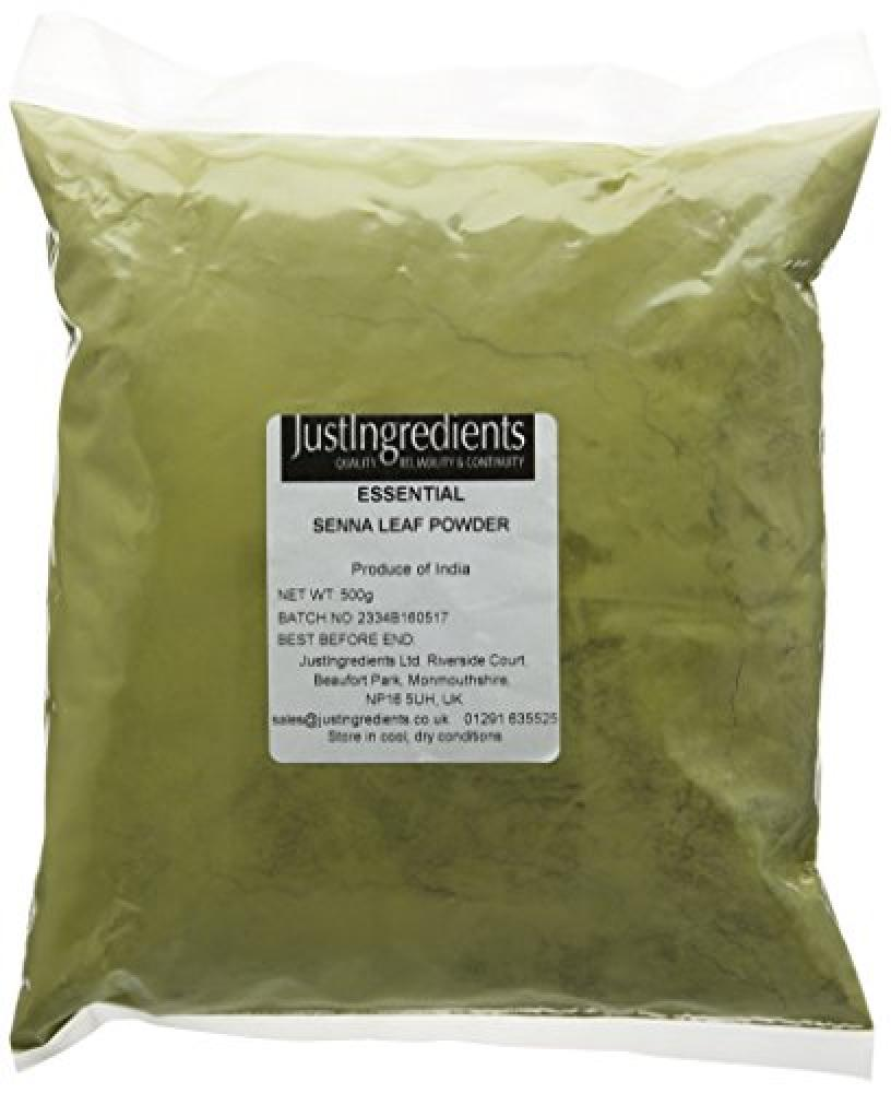 JustIngredients Senna Leaf Powder 500g