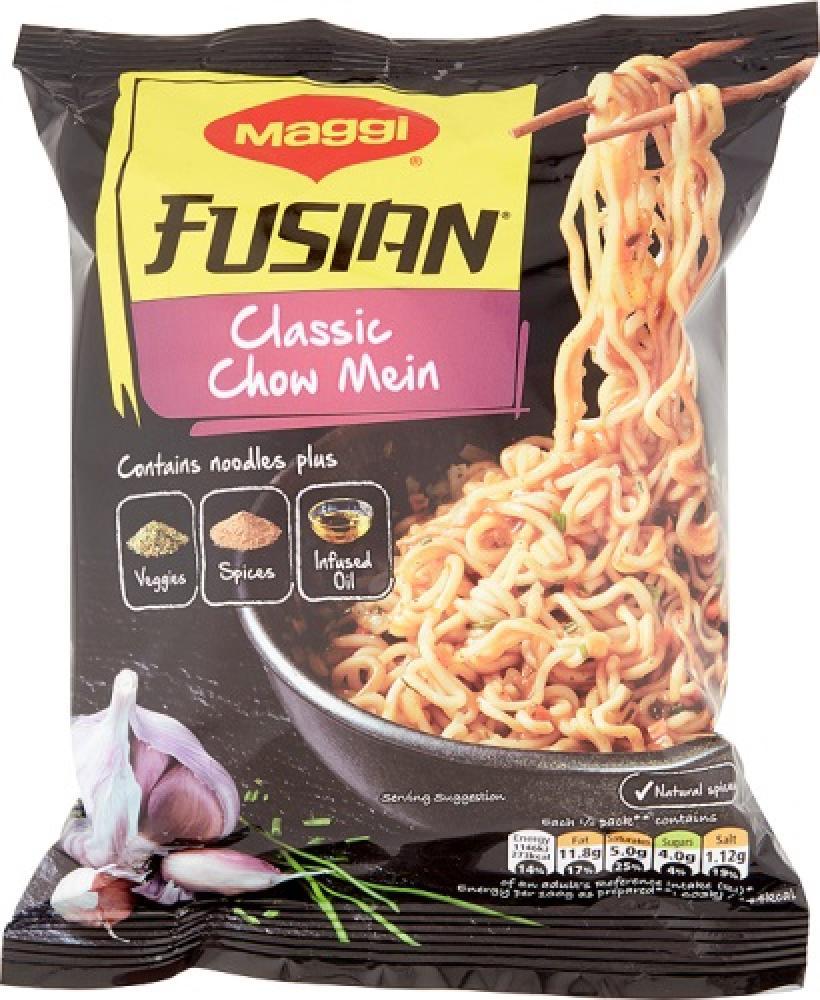 Maggi  Maggi Fusian Classic Chow Mein 117g