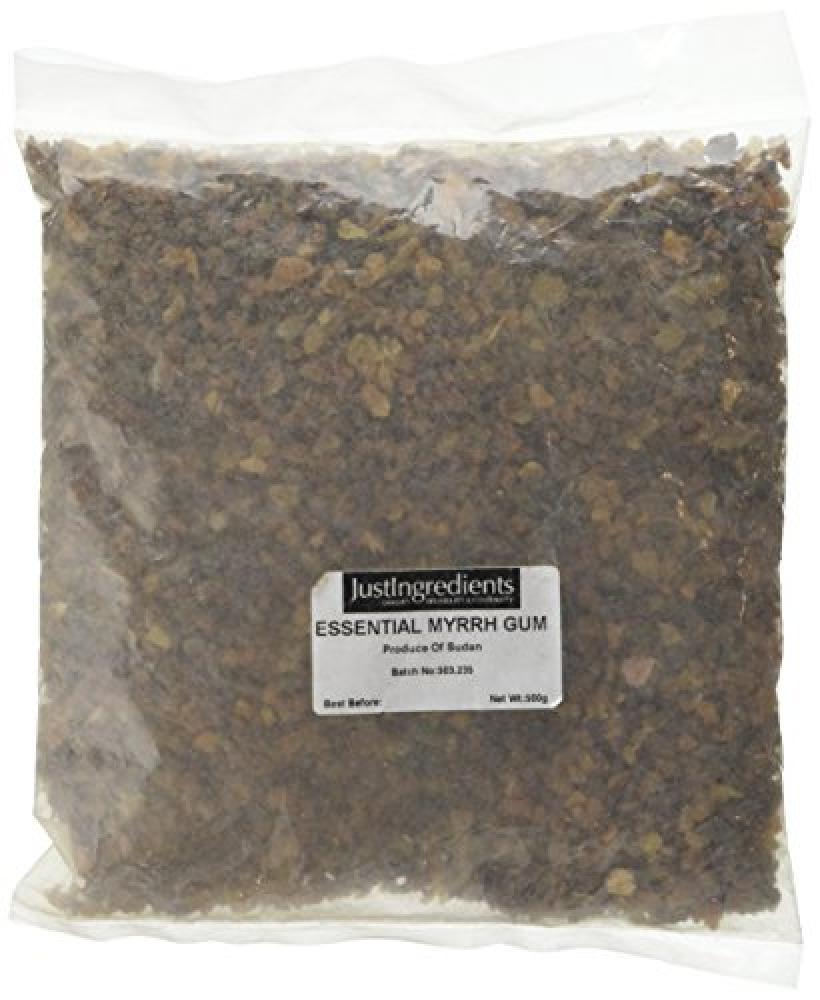 JustIngredients Essential Myrrh Gum 500g