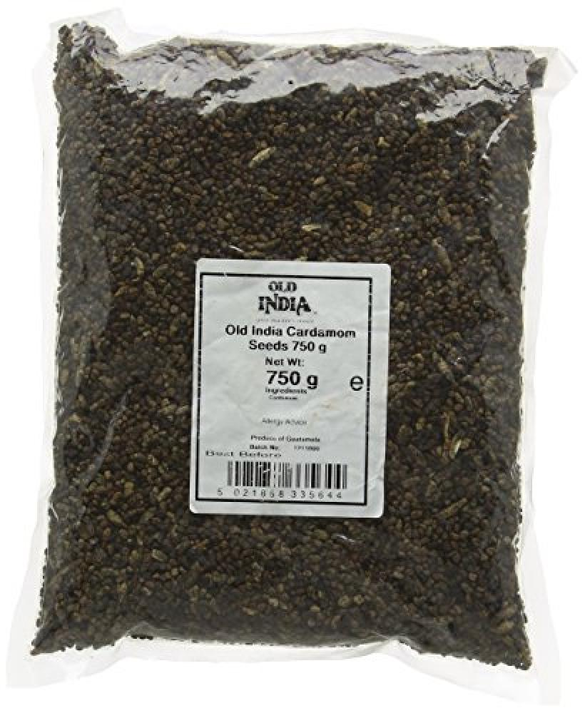 Old India Cardamom Seeds 750g
