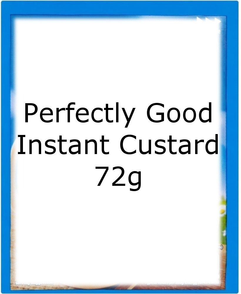 Perfectly Good Instant Custard 72g
