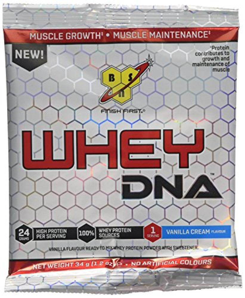 FURTHER REDUCTION  BSN NA Whey Protein Powder - Vanilla 34g