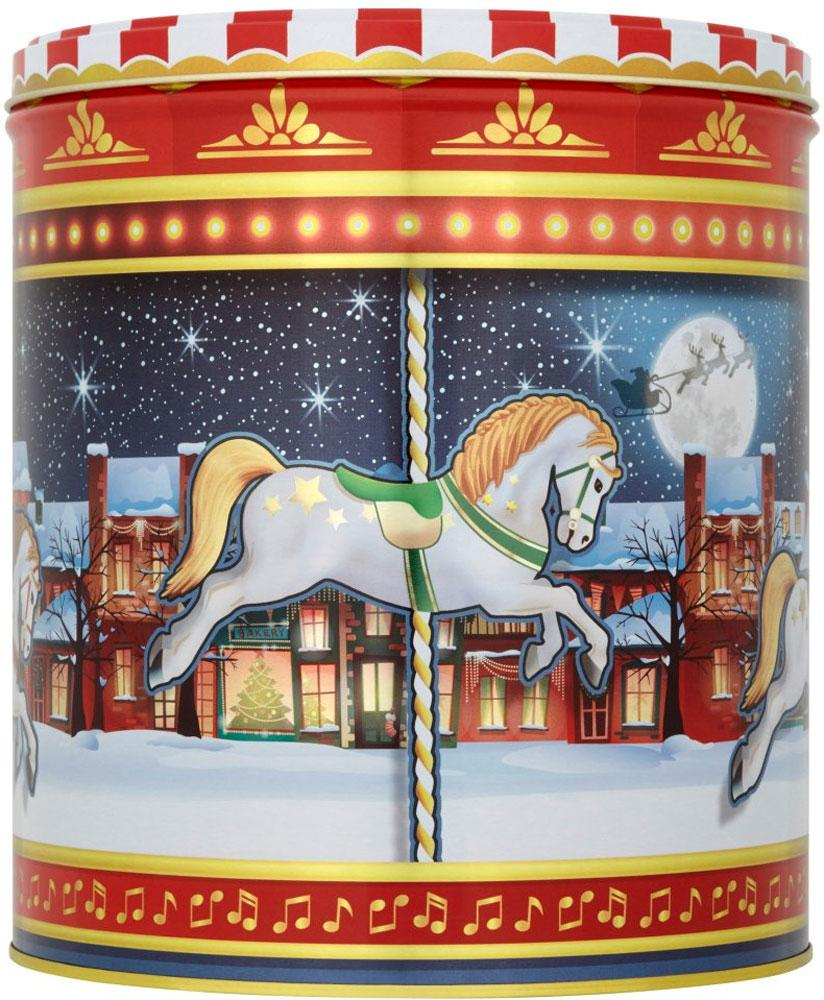 Perfectly Good Musical Christmas Cookie Tin 600g