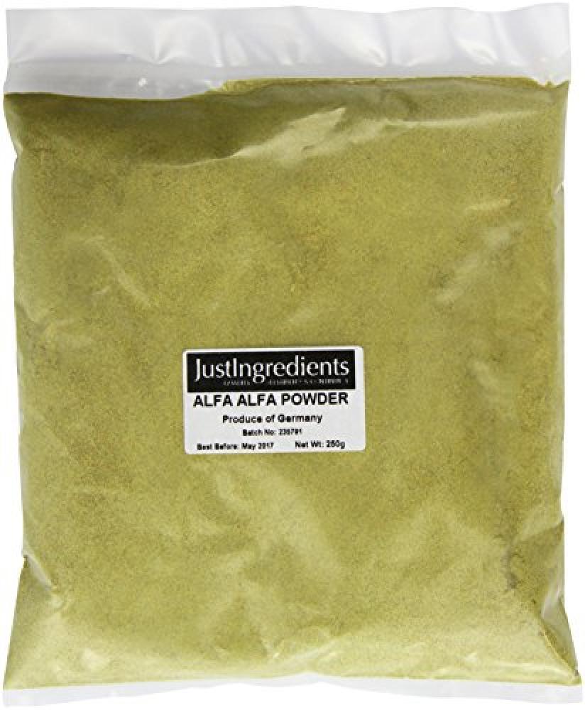 JustIngredients Essential Alfalfa Herb Powder 250 g