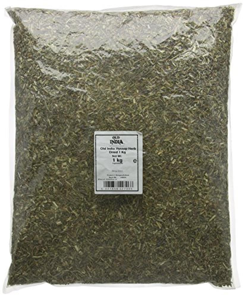 Old India Hyssop Herb Dried 1kg