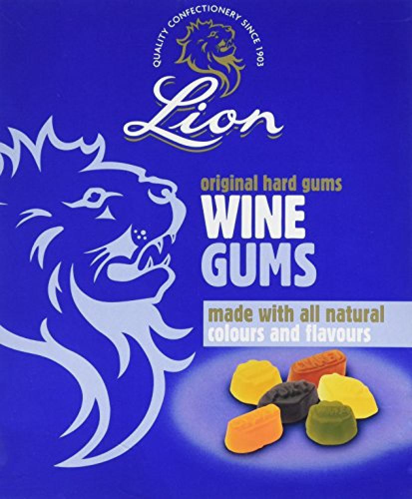 Lion Wine Gums 2 kg