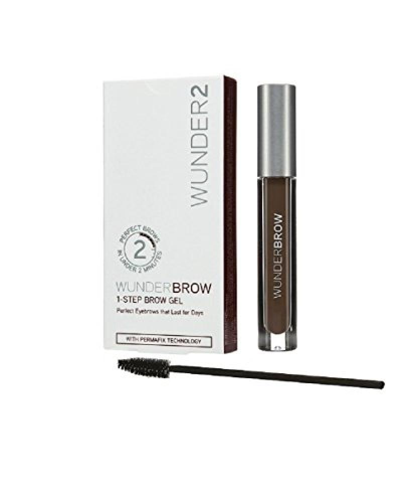 Wunderbrow Perfect Eyebrows in 2 Mins - BlackBrown