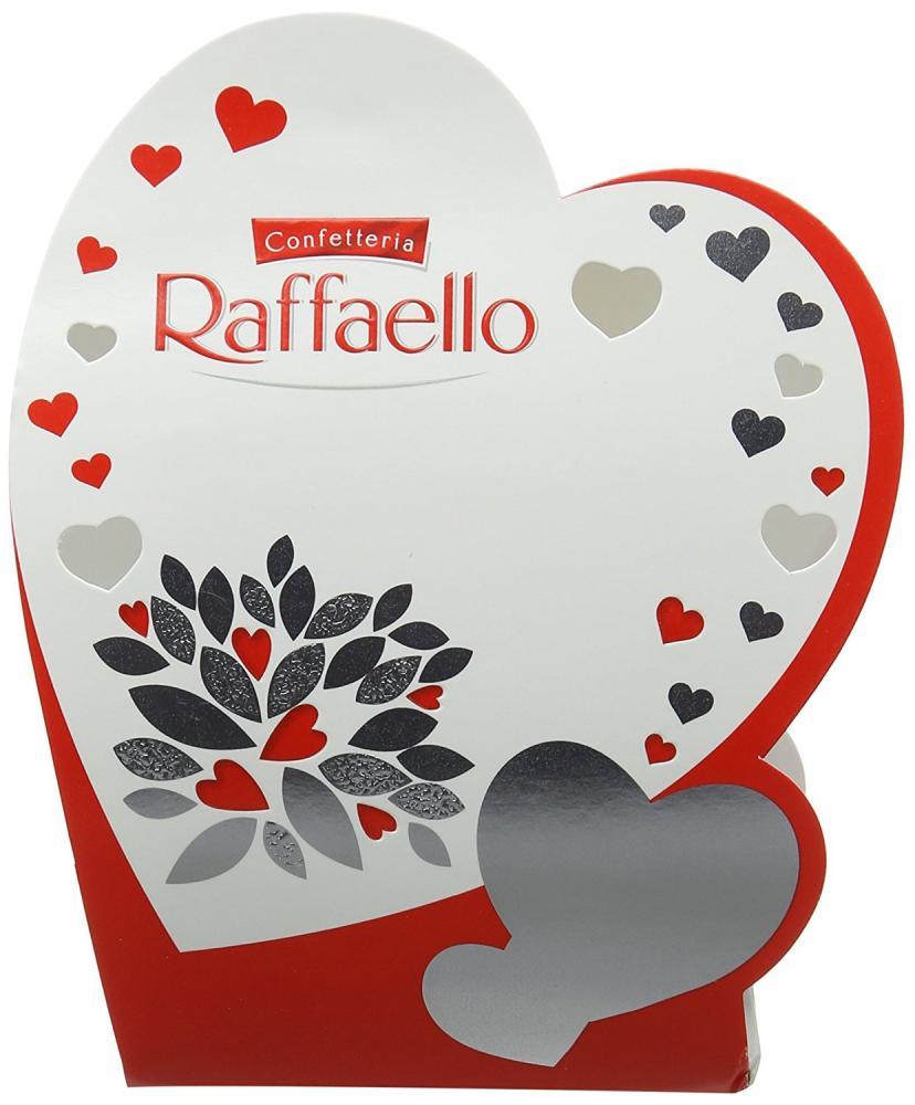 Ferrero Raffaello 4-Piece in Heart Box 40g