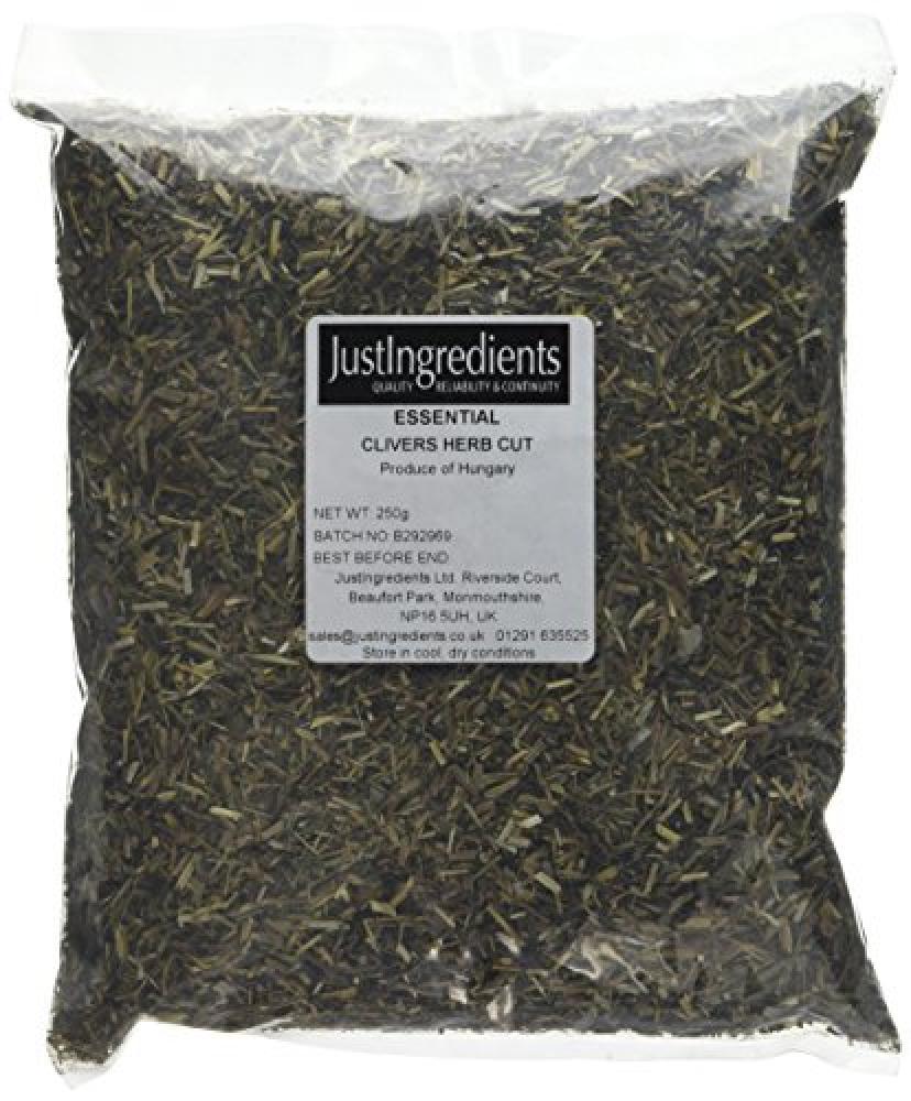JustIngredients Essential Clivers Herb Cut 250g