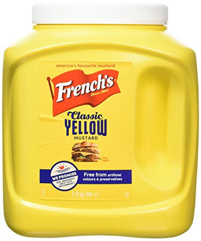 Frenchs Classic Yellow Mustard 2900g