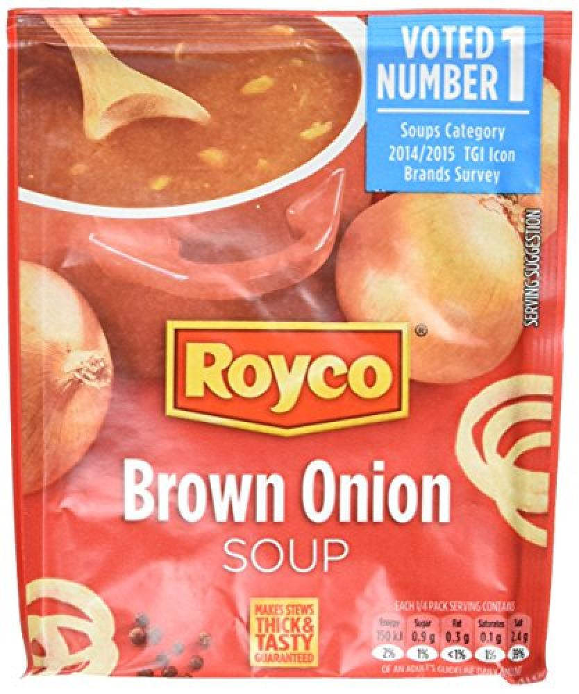 Royco Brown Onion Soup 45g