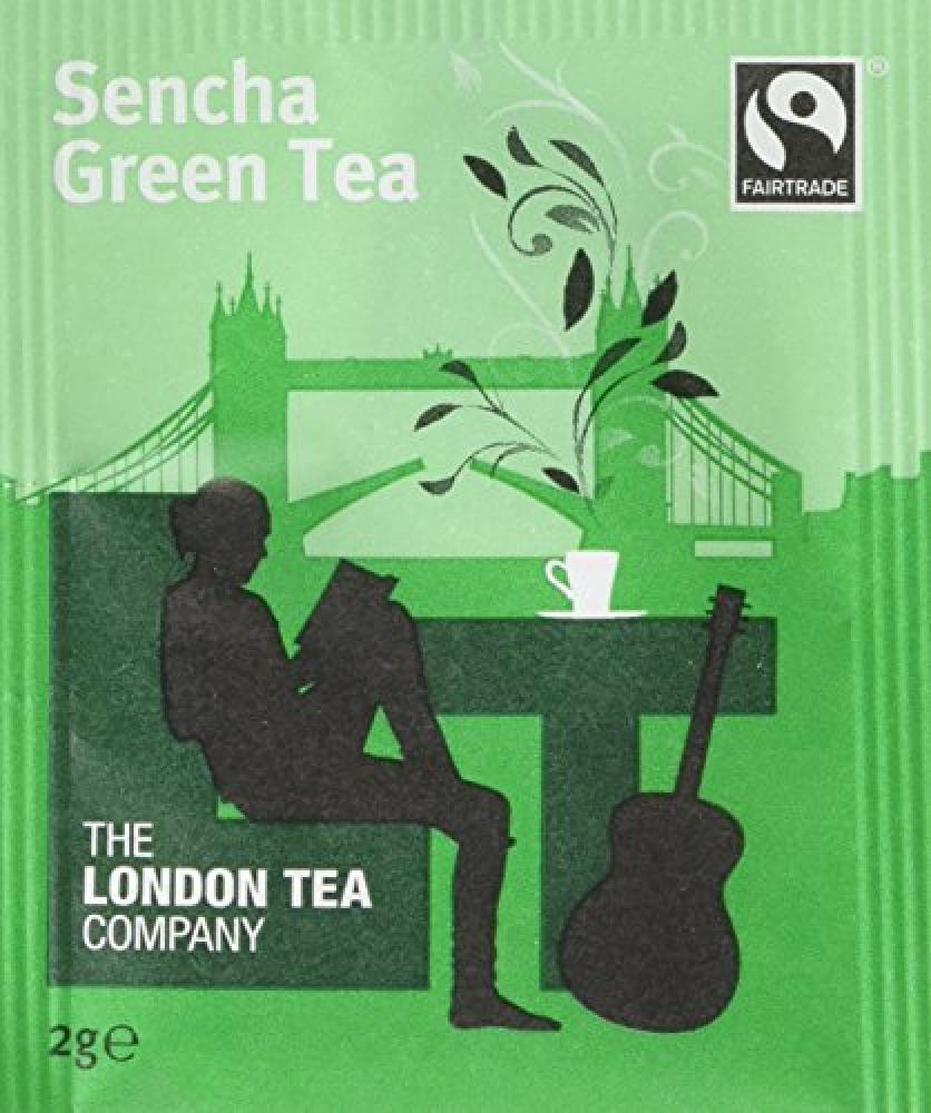 The London Tea Company Sencha Green Tea 250 bags 500g
