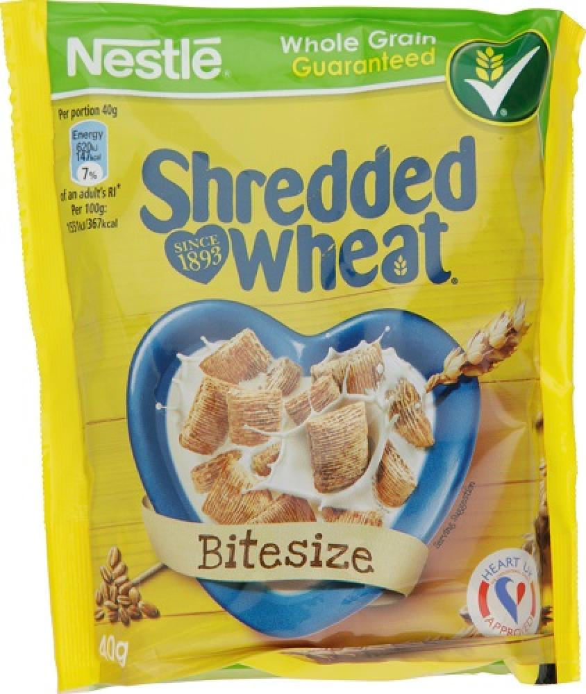 Nestle Shredded Wheat Bitesize 40g