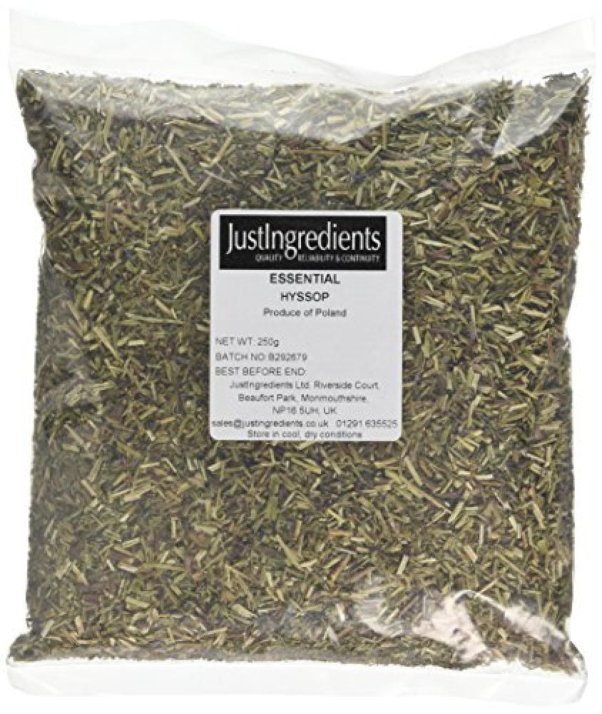 JustIngredients Essential Hyssop 250 g