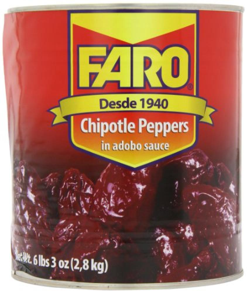 Lupa Chipotle Peppers in Adobo Sauce 2800g