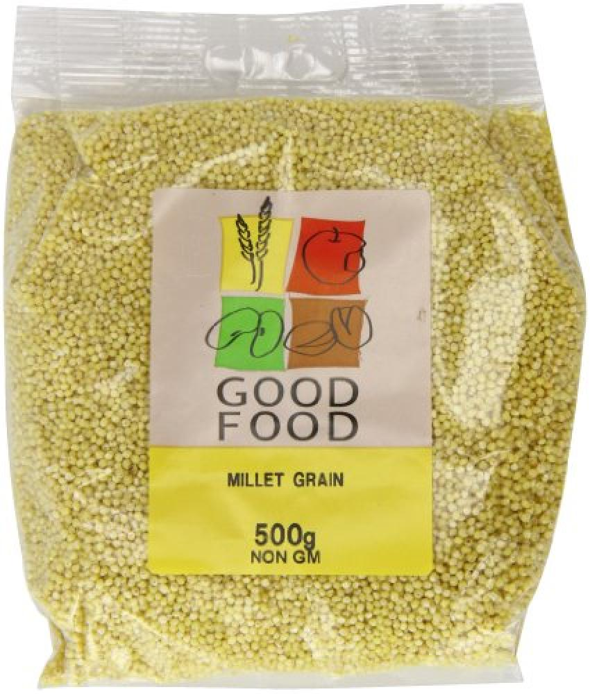 Mintons Good Food Pre-Packed Millet Grain Hulled No1 500 g