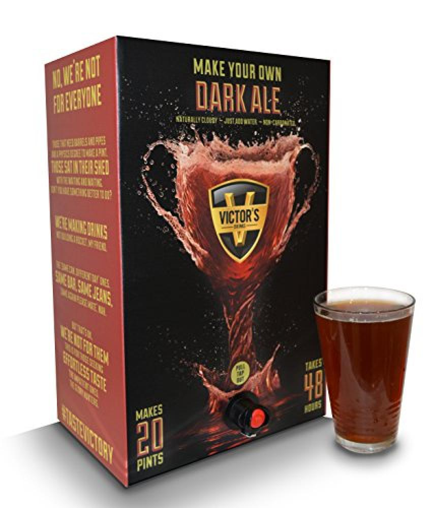 Victors Drinks Dark Ale 20 Pint Kit