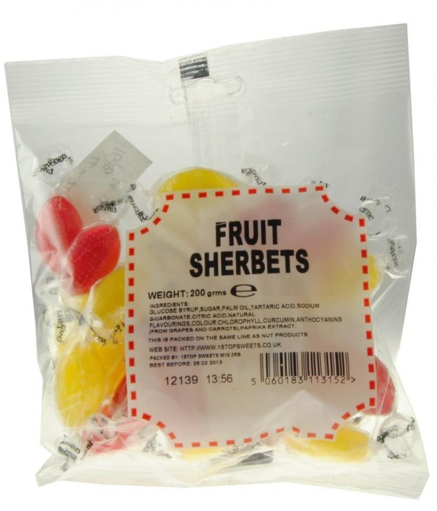 Perfectly Good Fruit Sherbets 200g