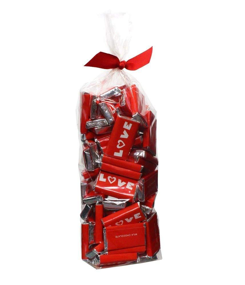 Mallow Tree Milk Chocolate Neapolitans in a Gift Bag 500g