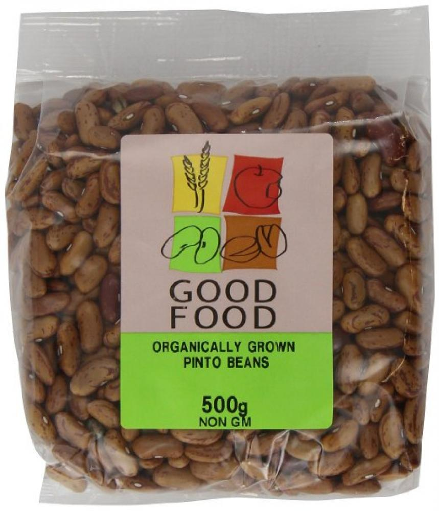 Good Food Organic Pinto Beans 500g